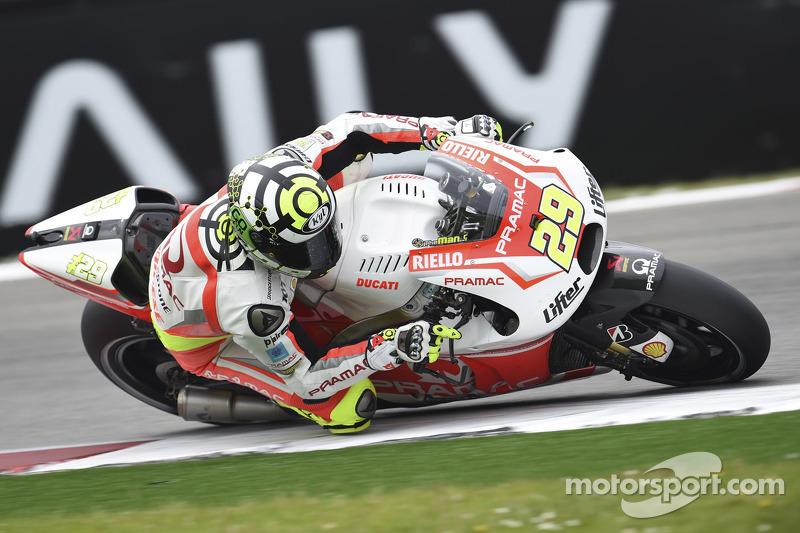 2014: Andrea Iannone, Pramac Ducati
