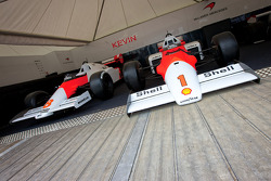 McLaren F1 Paddock