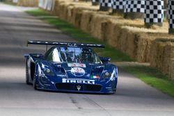玛莎拉蒂 MC12 GT1 - 尼克·汉默森