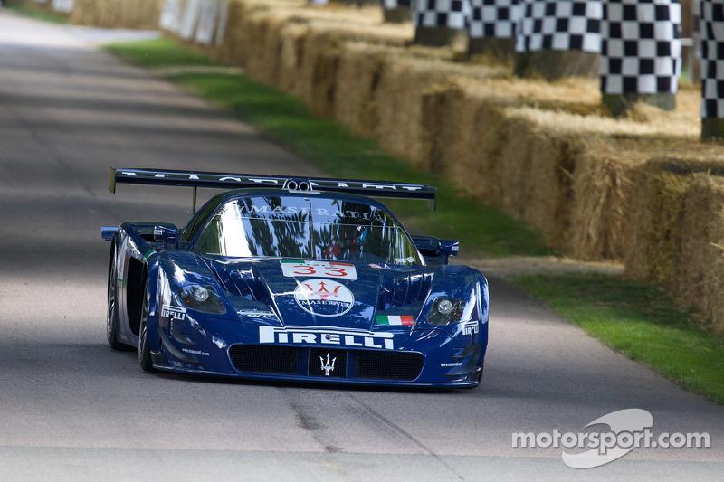 Maserati MC12 GT1 - Nick Hammerson