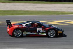 #12 Ferrari of Fort Lauderdale Ferrari 458: Dan O'Neal