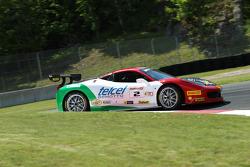 #2 Ferrari of Houston 法拉利 458: 里卡多·佩雷兹