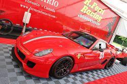 Ferrari F1 de Gilles Villeneuve