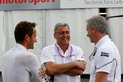 Timo Scheider, Audi Sport Takımı Phoenix Audi RS 5 DTM, Ernst Moser, Aud Takımı Phoenix, Jens Marqua