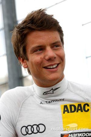 Adrien Tambay, Audi Sport Team Abt,