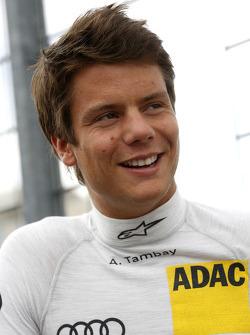 Adrien Tambay, Audi Sport Team Abt, Portrait