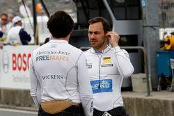 Robert Wickens, Mercedes AMG DTM-Takımı HWA DTM Mercedes AMG C-CoupÈ ve Gary Paffett, Mercedes AMG D