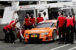 Pitstop, Jamie Green, Audi Sport Takımı Abt Sportsline Audi RS 5 DTM