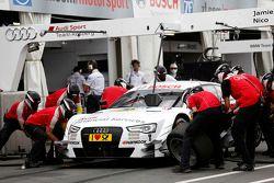 Boxenstopp, Nico Muller, Audi Sport Team Rosberg, Audi RS 5 DTM