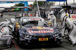 Pitstop, Antonio Felix da Costa, BMW MTEK Takımı BMW M4 DTM
