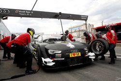 Pitstop de Adrien Tambay, Audi Sport Team Abt Sportsline Audi RS 5 DTM
