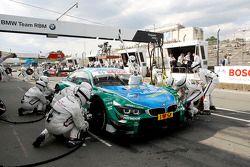 Pitstop, Augusto Farfus, BMW RBM Takımı BMW M34 DTM