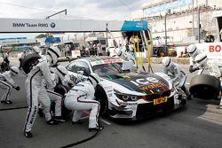 Pitstop, Marco Wittmann, BMW RMG Takımı BMW M4 DTM