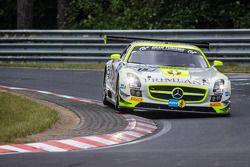 #15 HTP Motorsport Mercedes-Benz SLS AMG GT3: Harold Primat, Maximilian Götz, Kenneth Heyer, Roland