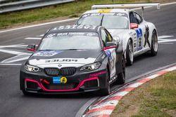 #306 Team Ring Police 宝马 M235i Racing: Jean-Pierre Kremer, Jan-Erik Slooten