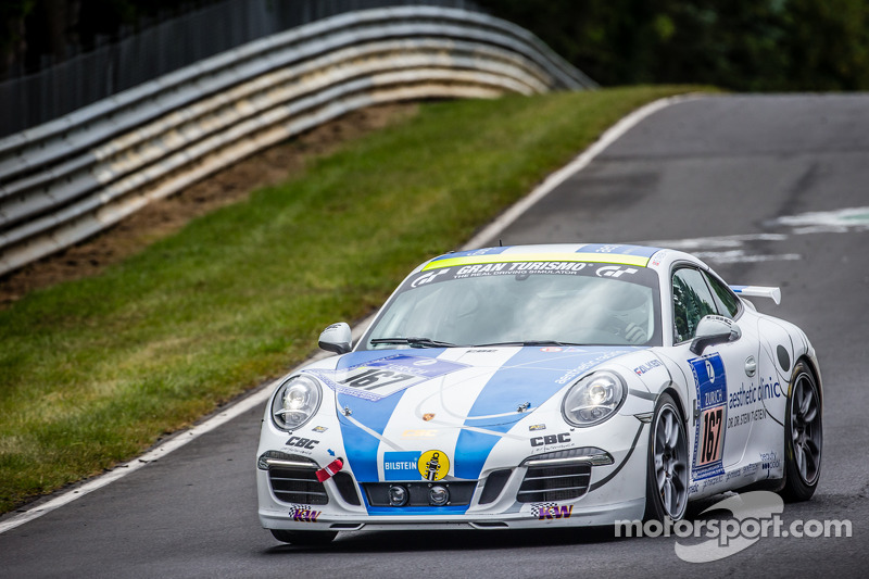#167 Aesthetic Racing 保时捷 911: Tveten Stein, Niko Nurminen