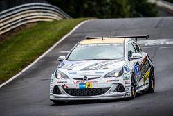 #251 Lubner Event & Motorsport Opel Astra OPC Cup: Axel Jahn, Juha Karjalainen, Sepo Hunt, Alain Pie