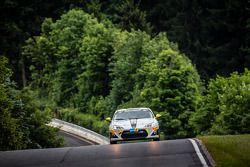 #207 Dörr Motorsport 丰田 TMG GT86 Cup: Maciej Dreszer, Francesco Fanari, Dirk Heldmann, Stefan Kennte