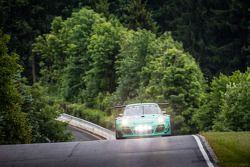 #44 Falken Motorsports Porsche 997 GT3 R: Peter Dumbreck, Wolf Henzler, Alexandre Imperatori, Martin