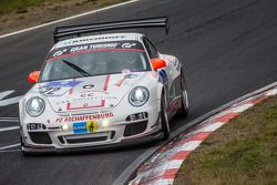 #72 Car Collection Motorsport Porsche 997 GT3 Cup: Klaus Koch, Don Stephano