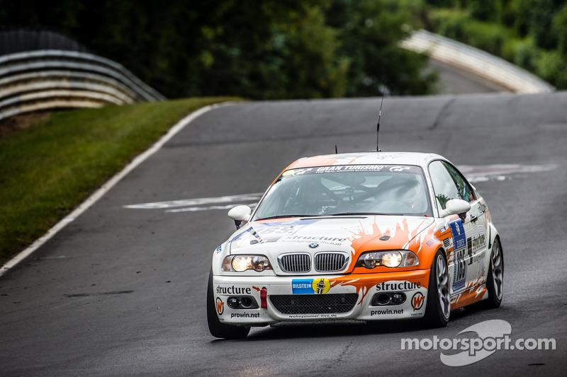 #165 BMW M3: Zoltan Bessenyey, Csaba Walter, Adrienn Walterné Dancso