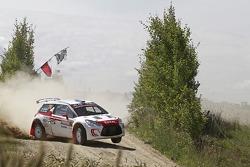 Sébastien Chardonnet e Thibault de la Haye, Citröen DS3 R5