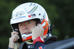 Tomi Tuominen, Hyundai i20 WRC, Hyundai Motorsport
