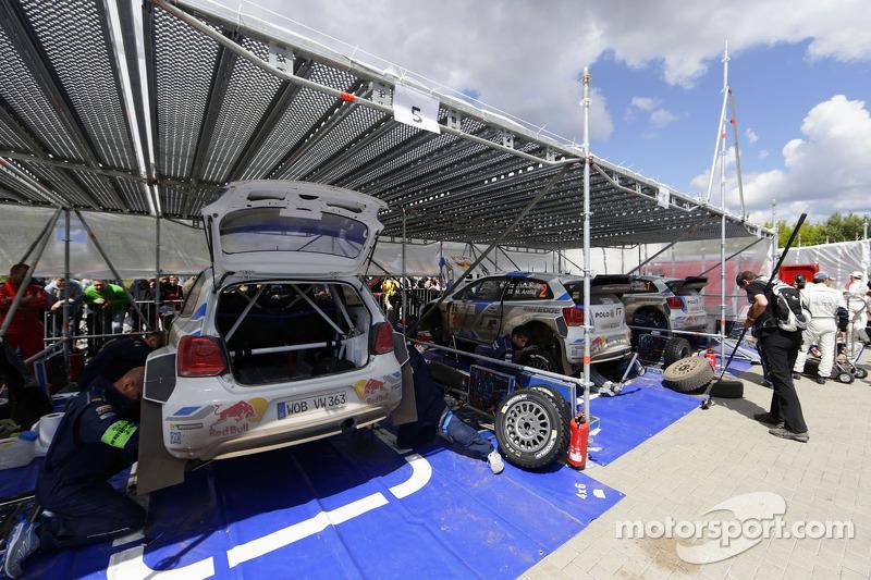 Volkswagen team area