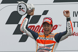 Переможець гонки Марк Маркес