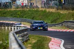 #95 Stadavita Racing Takımı Aston Martin Vantage V8 GT4: Scott Preacher, Hendrik Still, Oliver Louis