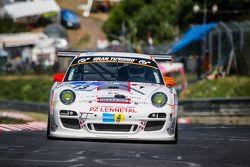 #73 Car Collection Motorsport Porsche 997 GT3 Cup: Johannes Kirchhoff, Wolfgang Kemper, Gustav Edelhoff, Elmar Grimm