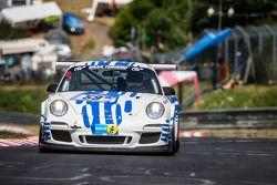 #59 Porsche 997 GT3 Cup: Willie Moore, Bill Cameron, Peter Bonk