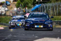 #95 Stadavita Racing Team Aston Martin Vantage V8 GT4: Scott Preacher, Hendrik Still, Oliver Louisod