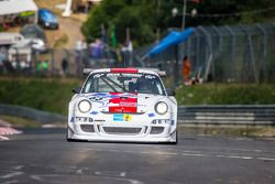 #65 GDL Racing Porsche 997: Nicola Bravetti, Rob Thomson, Jim Michaelian, Sergio Negroni