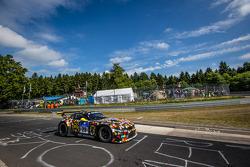 #28 Walkenhorst Motorsport 宝马 Z4 GT3: 克里斯托弗·布吕克, 丹尼斯·罗斯特克
