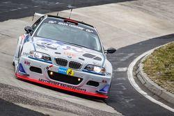 #81 MSC-Rhön e.V.i. ADAC BMW M3: Daniel Dupont, Alain Giavedoni, Patrick Ancelet