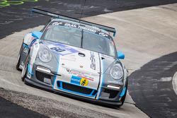 #60 GetSpeed Performance Porsche 997 GT3 Cup: Pascal Bour, Philippe Haezebrouck, Patrick Henry