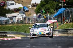 #172 Mathol Racing Porsche Cayman S: Claudius Karch, Kai Riemer