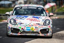 #172 Mathol Racing Porsche Cayman S: Claudius Karch, Kai Riemer