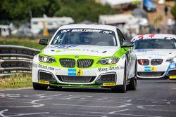 #303 BMW M235i Racing: Henri Österlund, Markku Honkanen, Christer Lybäck, Matias Henkola
