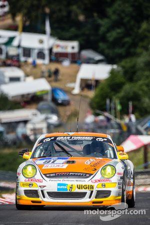 #91 Prosport Performance Porsche 997 GT3 Cup: Heinz-Josef Bermes, Dominik Schöning, Bora Bölck, Thom