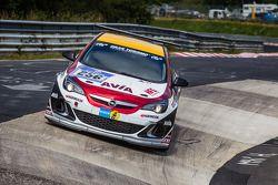 #256 Mathol Racing Opel Astra OPC Cup: Raphael Hundeborn, Stephan Kuhs