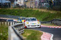 #41 曼泰-Racing 保时捷 911 GT3 Cup S: Marco Schelp, Marc Gindorf