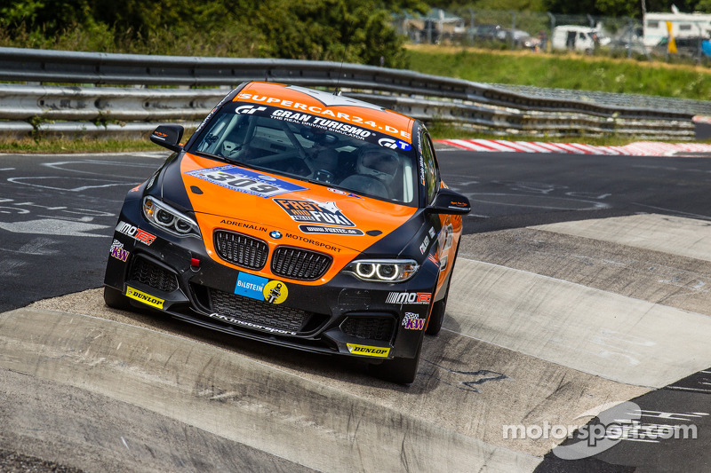 #309 Adrenalin Motorsport BMW M235i Racing: Guido Wirtz, Christopher Rink, Oleg Kvitka