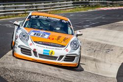 #162 Prosport Performance Porsche 991: Georg Richardson, Charlie Putman, Charles Espenlaub, Shelby Blackstock