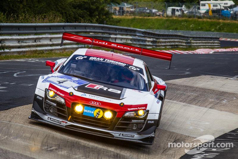 2014: Haase/Winkelhock/Mamerow/Rast - Audi R8 LMS ultra