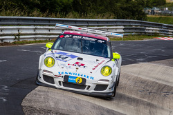 #54 Porsche 997 Kupası: Kim Hauschild, Dieter Svepes, Ric Shaw, Stephen Borness