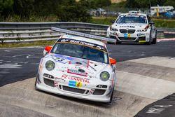 #73 Car Collection Motorsport Porsche 997 GT3 Cup: Johannes Kirchhoff, Wolfgang Kemper, Gustav Edelh