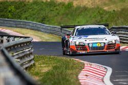 #9 Abt Racing 奥迪 R8 LMS ultra: 理查德·威斯布鲁克, 马可·泽弗里德, 阿历克斯·穆勒, 尼基·蒂姆