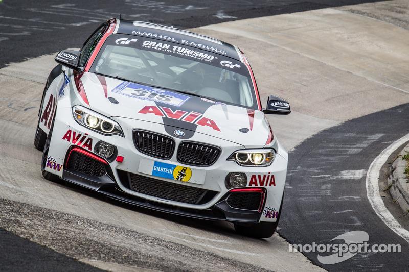 #315 Mathol Racing 宝马 M235i Racing: 和res Serrano, Volker Wawer